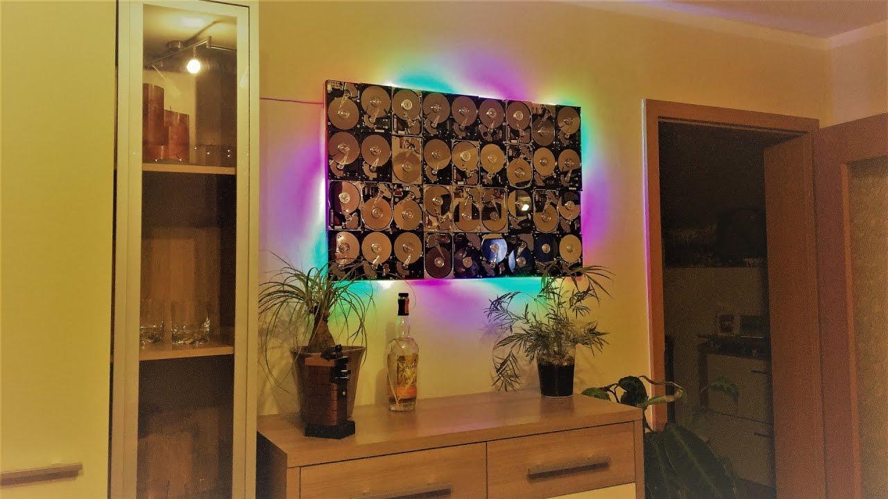 Wall of disks 63