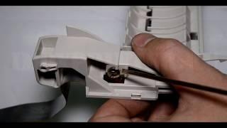 Як правильно зібрати принтер Принтер HP LaserJet 1100.Заміна термоплівки.