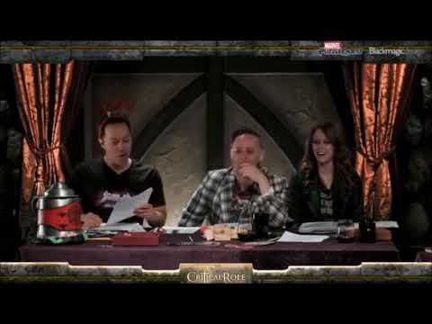 Marvel Character or Yoga Position? (Critical Role)