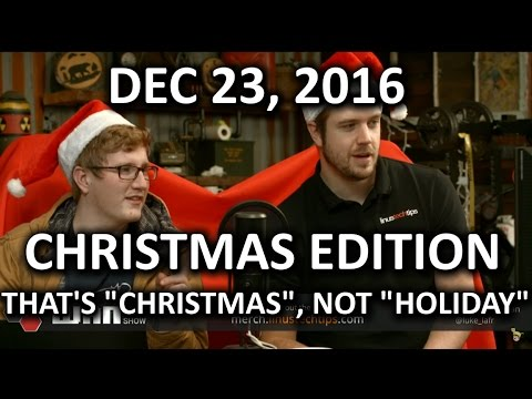 The WAN Show - Best and Worst of LMG 2016 - December 23, 2016