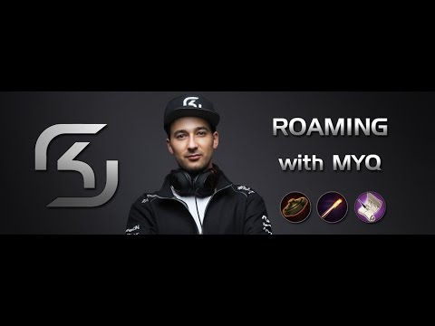 Enter the Halcyon fold: Roaming with MYQ
