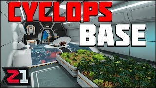 Building A CYCLOPS BASE ! Prawn Suit and Cyclops Upgrades!  Subnautica Gameplay Ep.9   Z1 Gaming