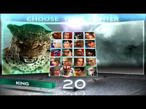 Tekken 4 | King