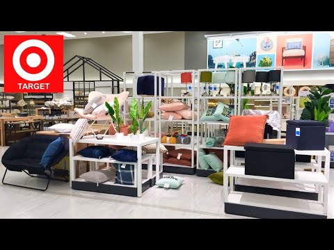 target-home-decor-accent-furniture-chairs-decorative-plants-shop-with-me-shopping-store-walk-through
