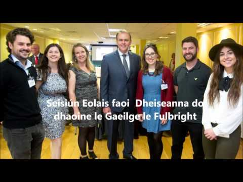 Seisiún Eolais Fulbright 2015