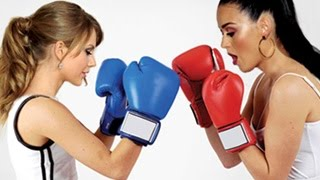 Taylor Swift VS Katy Perry - Battle Begins