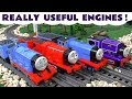 Thomas and Friends Really Useful Engines Toy Trains Stories for kids and children TT4U