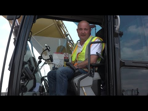 Experienced Smiths Gloucester Ltd Operator Bill Smeeth Talks About 3d Machine Control