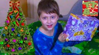 Подарки на День Святого Николая. Наряжаем Новогоднюю Елку с Игорьком Видео для детей