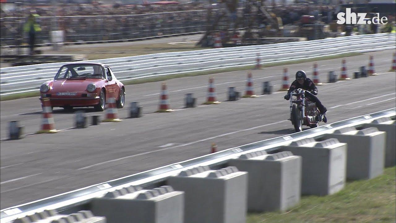 Red Porsche Killer Rennen