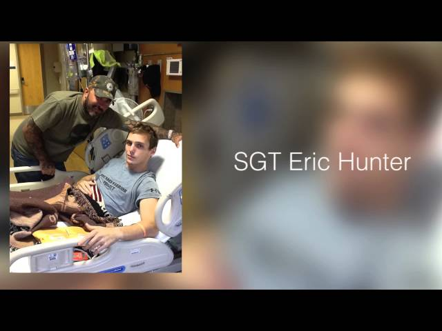 Cory Singer - Dedication to SGT Eric Hunter