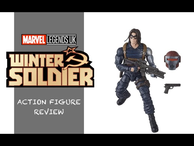 Marvel Legends Winter Soldier 2020 Review