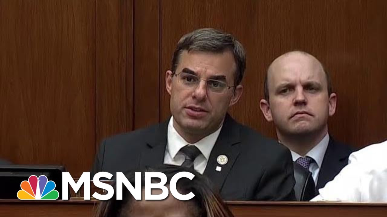Michigan Rep. Justin Amash, a vocal Trump critic, is quitting the Republican Party