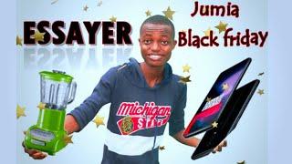 PROFITER DE JUMIA BLACK FRIDAY - j'ai testé pour vous !
