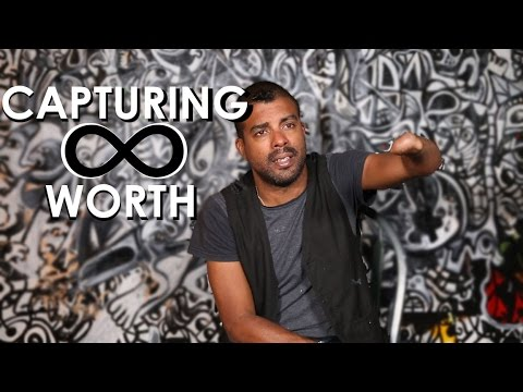 Samurai Sword Takes Off Artists Hand || Capturing Infinite Worth