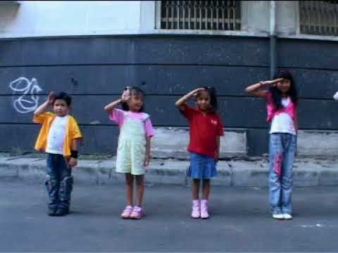 Lagu Anak Perjuangan - Maju Tak Gentar