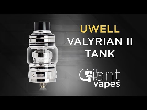 uwell-valyrian-2-sub-ohm-tank:-a-giant-vapes-how-to