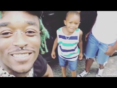 Lil Uzi Vert Goes Back To His Hood And Plays XO TOUR LIF3 For Kids