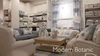 Laura Ashley Modern Botanic Collection AW2016