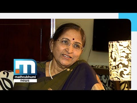 Singer P Vasantha On Her Film Career: Exclusive| Mathrubhumi News