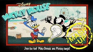 Disney Mickey Mouse: Mash-Up - Best App For Kids - iPhone/iPad/iPod Touch