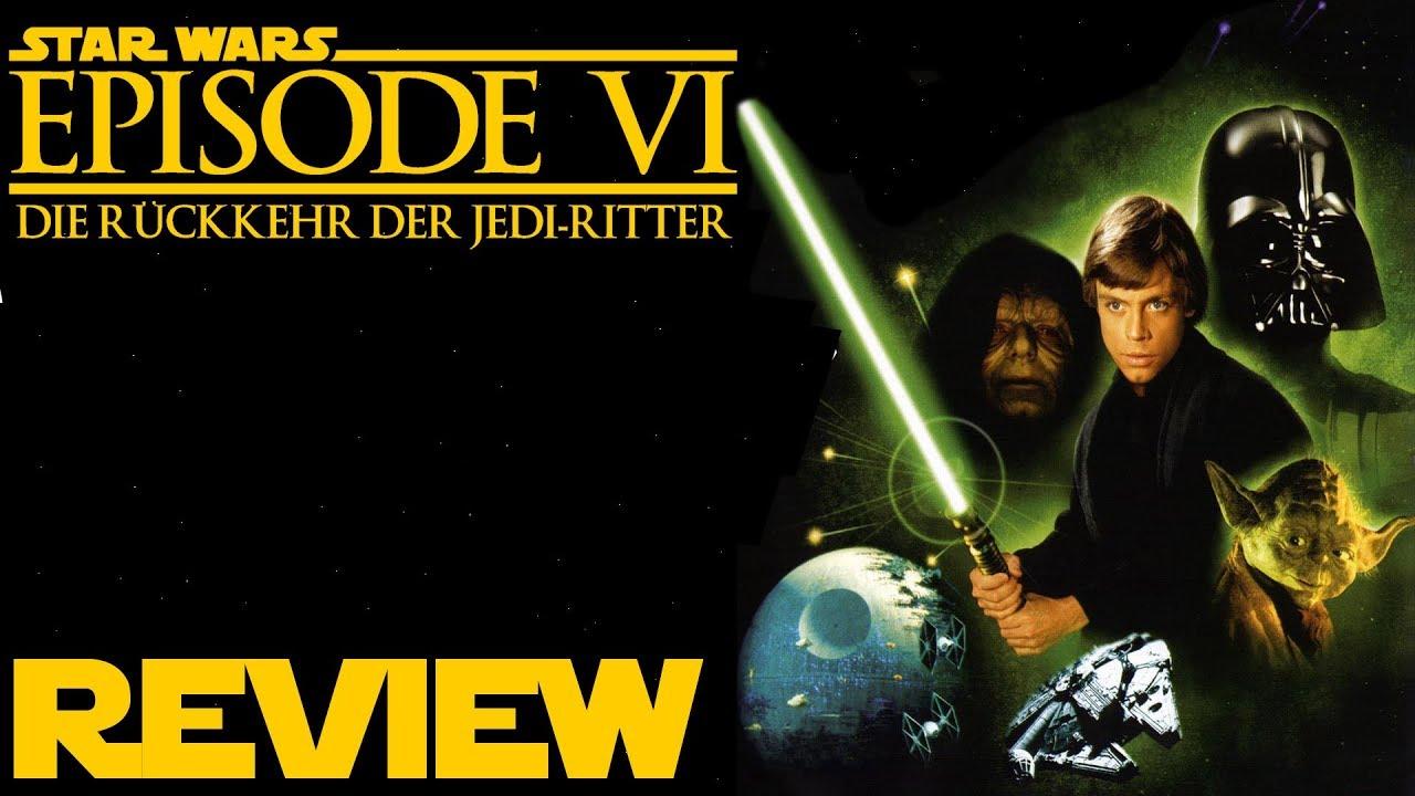 Star Wars Episode 6 Die Ruckkehr Der Jedi Ritter Review Youtube