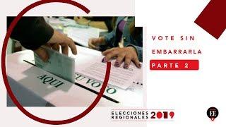 ¿Cómo denuncio un fraude electoral? - El Espectador