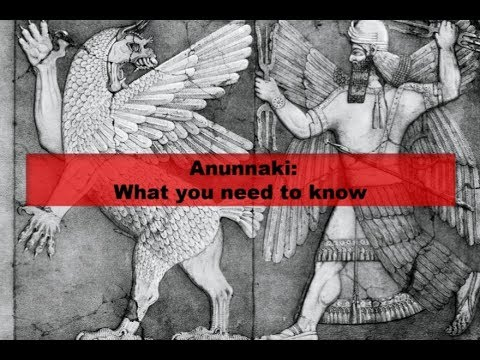 Anunnaki Documentary 2019 - What you need to know NOW