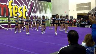 Central Jersey All Stars Small Sr 5 1 / 21 / 12