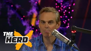 Cowherd on Dolphins/Patriots: Brains are better than biceps | THE HERD