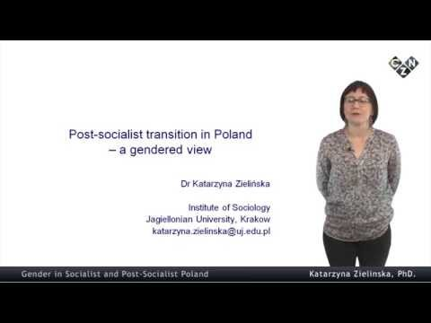 Religion and Politics in Poland: Challenges for Gender Equality, part 1