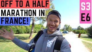 INJURY UPDATE, while heading off to FRANCE to (hopefully) run a HALF MARATHON!