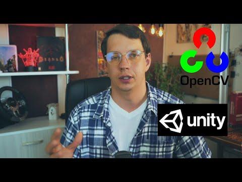Как установить OpenCV  + Unity за две минуты