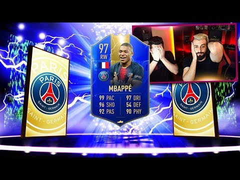 ЛУЧШИЕ ПАКИ EVONEON FIFA в FIFA 19 || MESSI IN A PACK || MBAPPE IN A PACK
