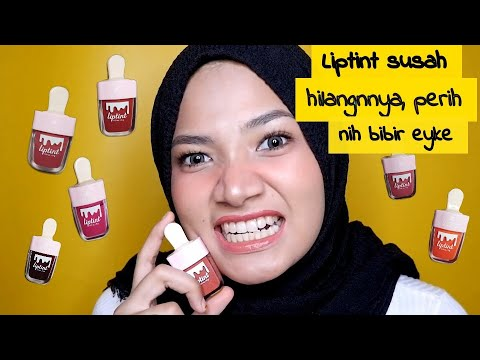 "1st-review-liptint-lokal-""latulipe""-susah-banget-ngapusnya"