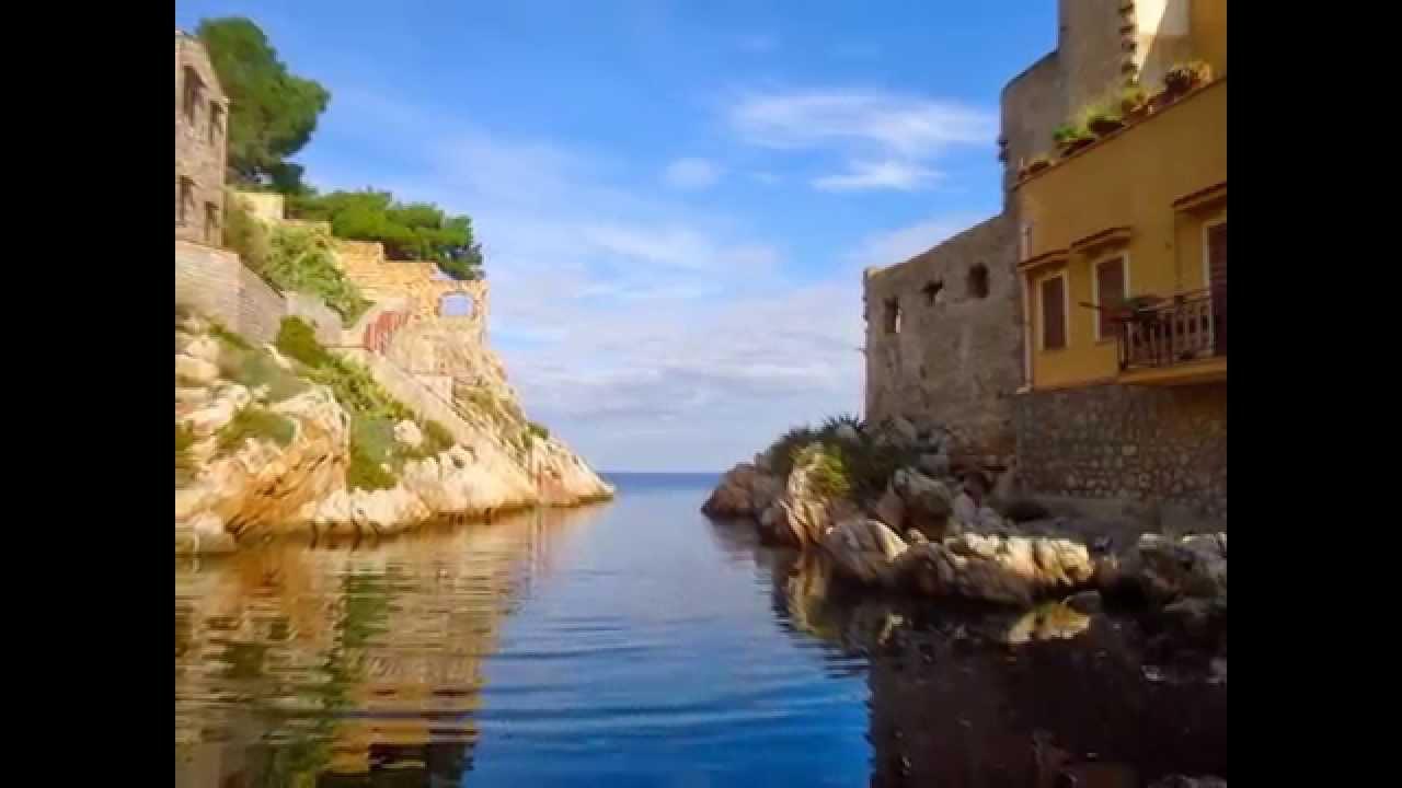 La mia struttura al mare di SantElia Palermo  YouTube