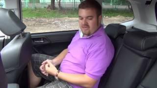 Партизанский тест-драйв Subaru Forester 2013