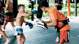 10-Year-Old Pad Work