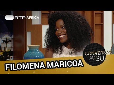 Filomena Maricoa (entrevista completa) | Conversas ao Sul | RTP África