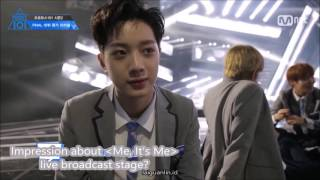 Video [ENG] PRODUCE 101 season2 [101 비하인드] FINAL EP.11 - Lai Guan Lin Cut + Yoo Seonhoe Clingy Clip download MP3, 3GP, MP4, WEBM, AVI, FLV Desember 2017