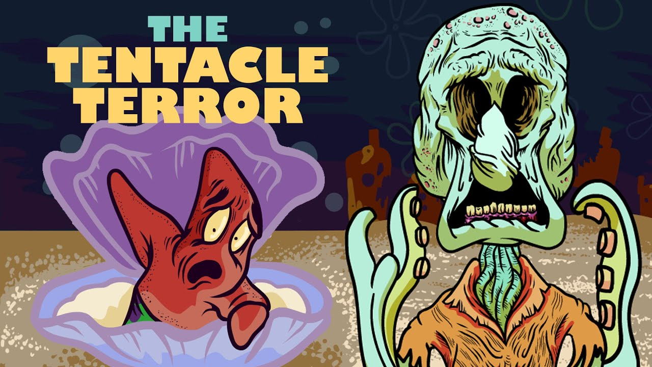 The Tentacle Terror #Shorts