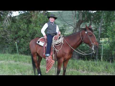 2016 Great Basin Buckaroo Gathering - Saddle Giveaway
