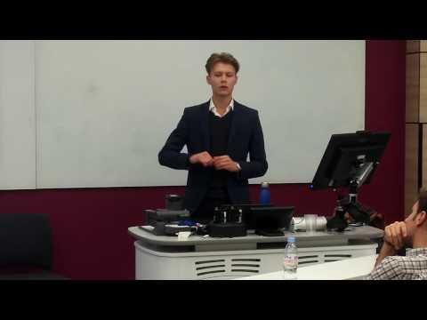 Cyber War: How It Works (University of Warwick IR society presentation)