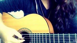 Mưa Buồn ( guitar cover )