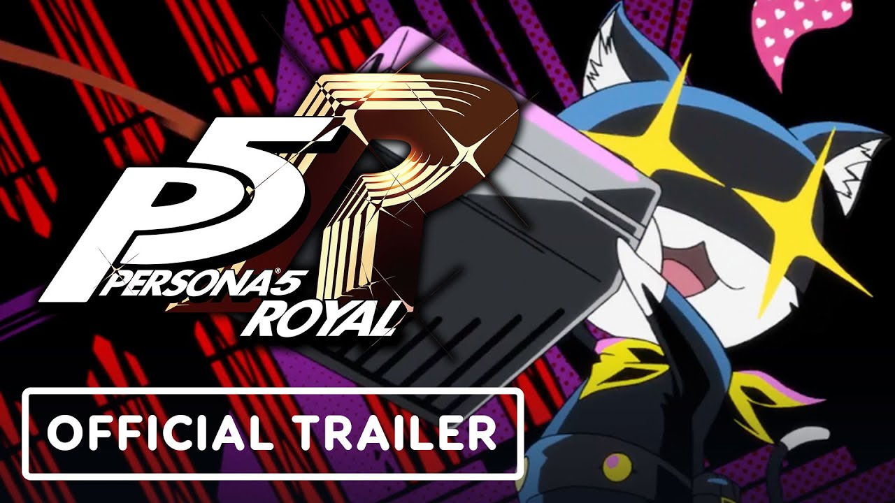 Persona 5 Royal - Official Gameplay Overview Trailer