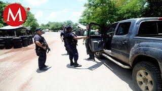 Tres detenidos tras balacera en Tepalcatepec, Michoacán