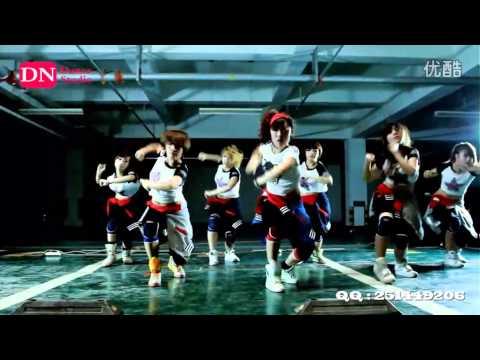 Wuhan Hubei - DN Dance Studio - Get It Girl