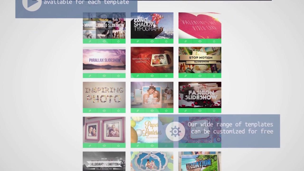 Website Promotion Video Template