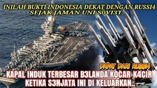 B3LANDA LARI TERBIR1T-BIR1T LIHAT MILIT3R INDONESIA BAWA S3NJ4T4 PAMUNGKAS ME....