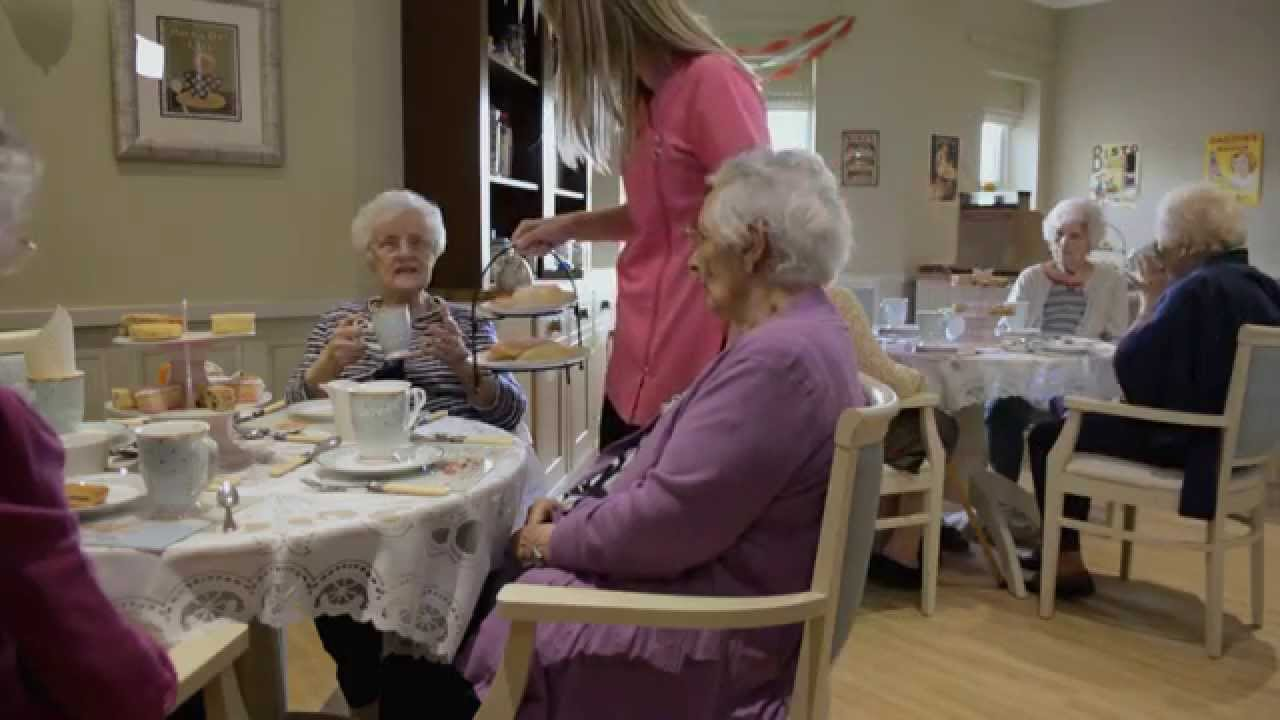 Alder House Care Home In Nottingham Nuthall